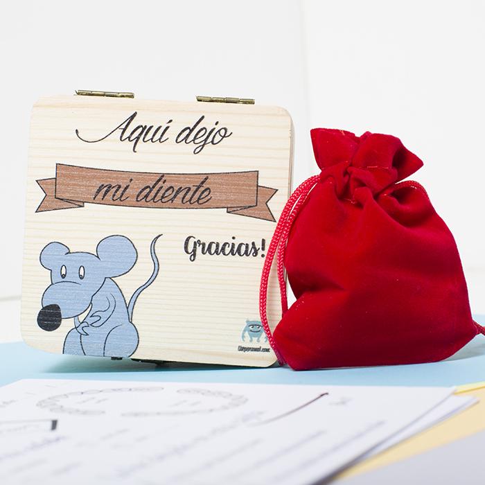 regalos para ratoncito perez sencillo
