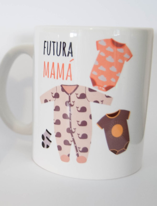 ideas de regalos para futuras mamas
