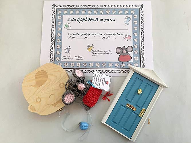regalos para ratoncito perez casita