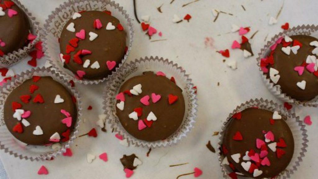 regalos con chocolates para mi novio