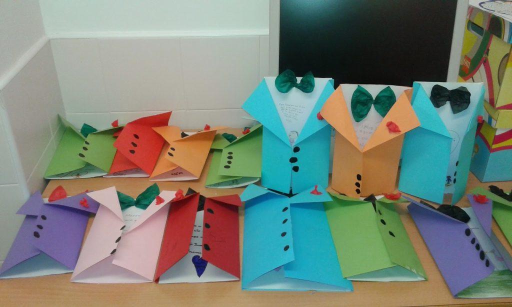 regalos de alumnos a profesores