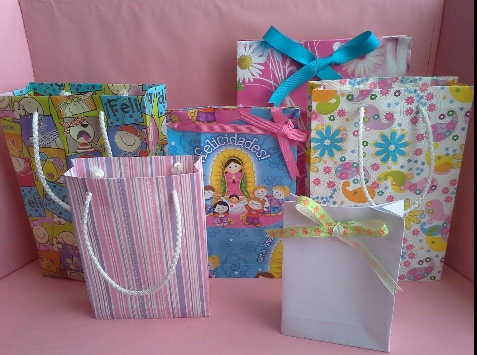 bolsas de regalo artesanales