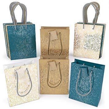 bolsas de regalo pequeñas