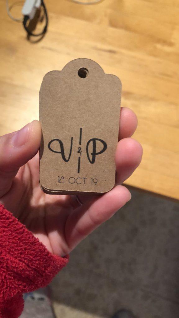 etiquetas de regalos para navidad