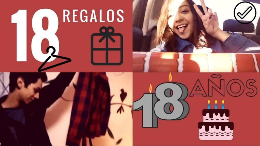 regalos 18 años ideas