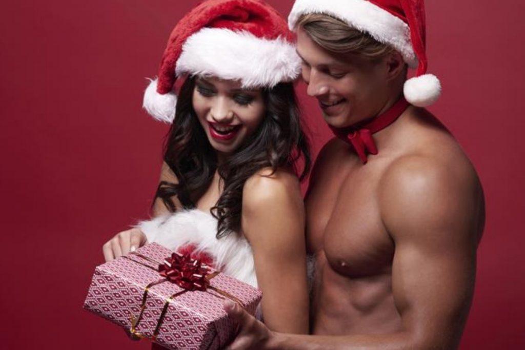 regalo erótico navidad