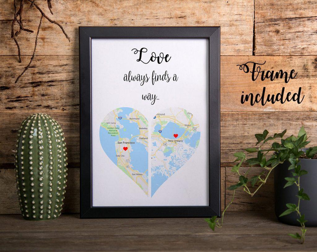 regalos a distancia amor