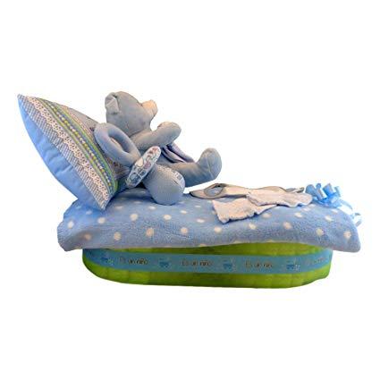 regalos con pañales para baby shower