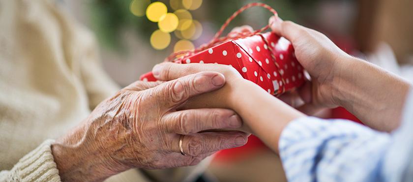 ideas regalos para personas mayores