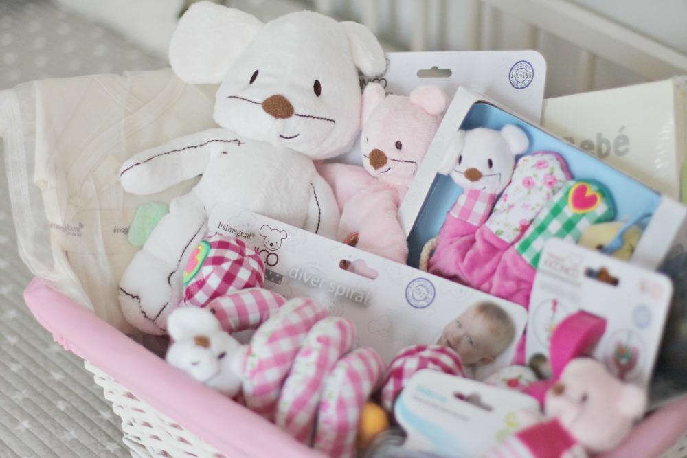 regalos para recien nacidos el corte ingles