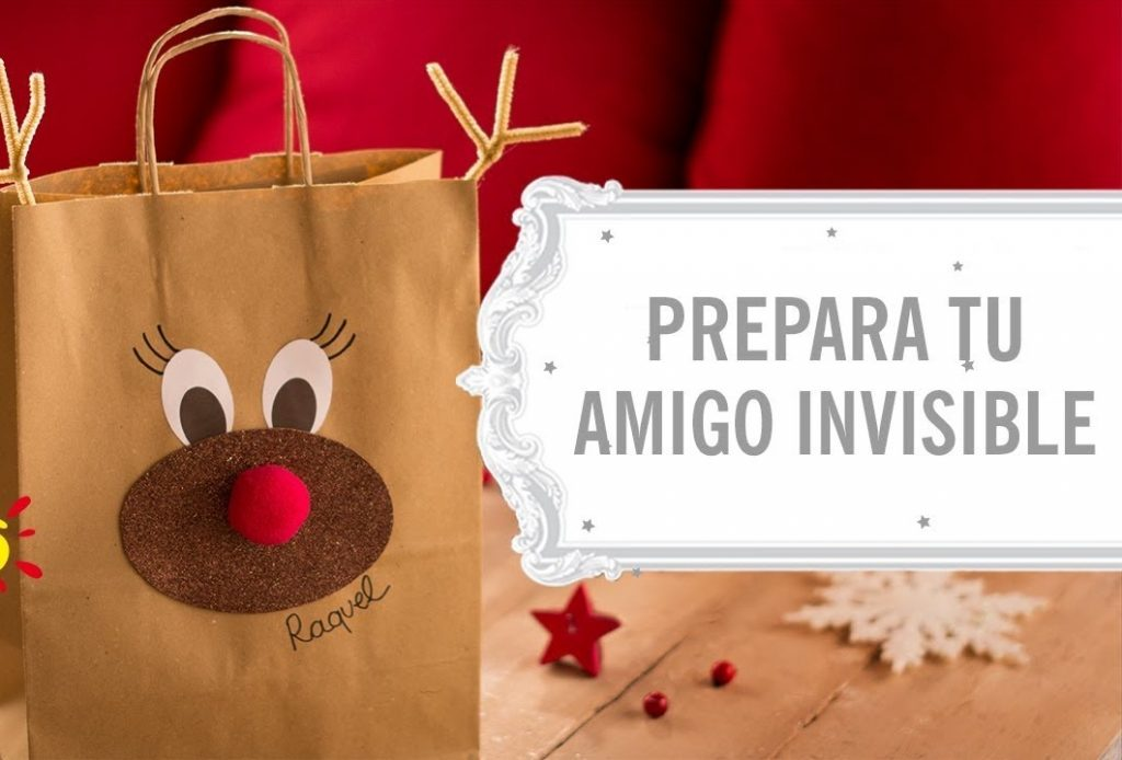regalar a tu amigo invisible