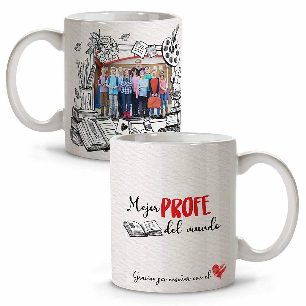 regalos personalizados profesores amazon