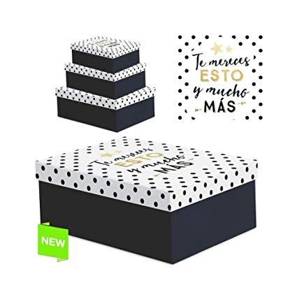 cajas para regalo por mayor