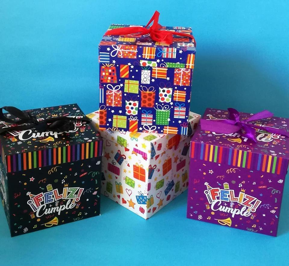 cajas para regalos grandes
