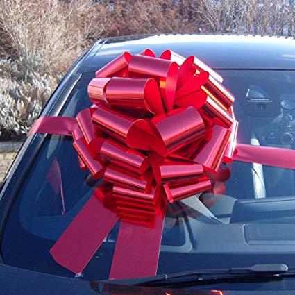 lazos para regalos paso a paso