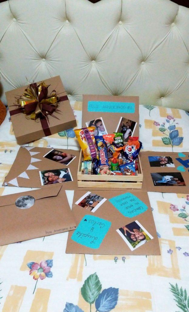 regalos manuales para cumpleaños