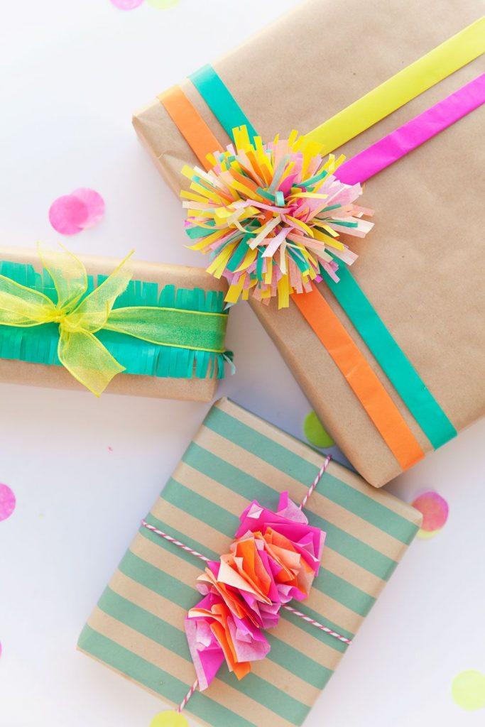 envolver regalos amazon