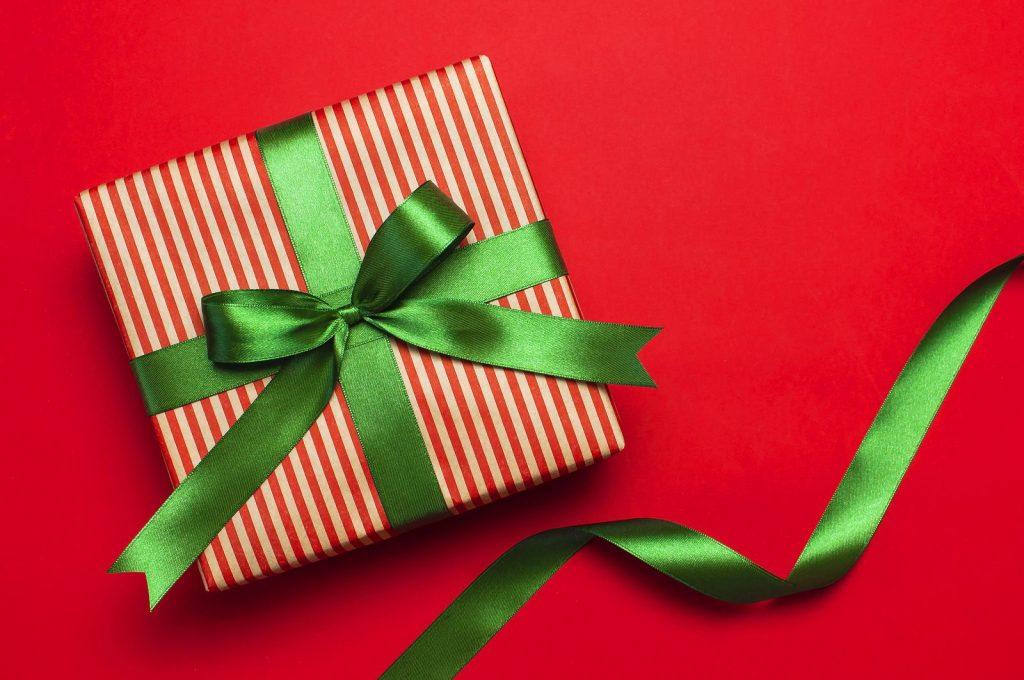 envolver regalo a